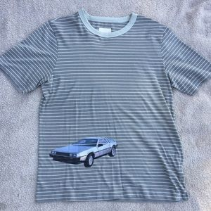 Band Of Outsiders DeLorean T Shirt (Deadstock/NWOT